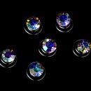 Elegance by Carbonneau Twist-4-SAB-Large 12 Large Vibrant AB Rhinestone Twist-Ins 04