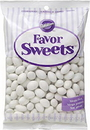 Wilton 1006-1134 Jordan Almonds White 44 Oz
