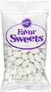 Wilton 1006-778 Wltn White Jordan Almonds