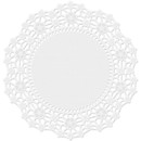 Wilton 2104-90204 4 In Doilies Gp-Wh