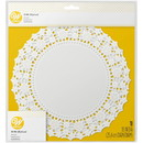 Wilton 2104-90210 10 In Doilies Gp-Wh