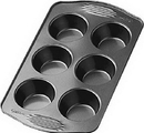 Wilton 2105-405 Excelle Elite 6 Cup Reg Muffin