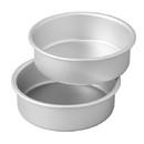 Wilton 2105-5636 2Pc 6X2 Round Cake Pan Set