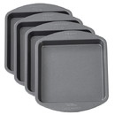 Wilton 2105-5748 4Pc 6In Sq Easy Layers