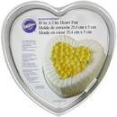 Wilton 2105-602 Dec Pref 10In Heart Pan