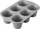 Wilton 2105-9921 Cnm 6 Cup Kingsize Muffin