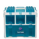 Wilton 409-2585 Ultimate Tool Caddy Aqua