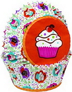 Wilton 415-0509 Std Cup Cupcake Party 75Ct