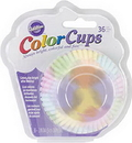 Wilton 415-0746 Clrcup Std Watercolor 36Ct