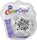 Wilton 415-2352 Clrcup Std Dmsk  Bw2 36Ct