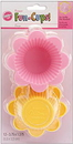 Wilton 415-9450 Flower Cupcake Cups 12Ct