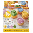Wilton 601-4240 Icing Colors Garden 4 Set
