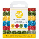 Wilton 601-5581 Gel Color Set Primary 4Pk