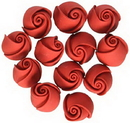 Wilton 710-1499 Red Icing Roses Small
