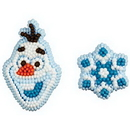 Wilton 710-4500 Frozen Icing Decorations