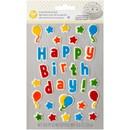 Wilton 710-6075 Happy Bday Dot Matrx