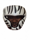 Woldorf USA w152 Zebra Head Gear