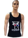 Woldorf USA w169 Muay Thai Sports Tank Top