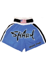 Woldorf USA W194 Shark Muay Thai shorts