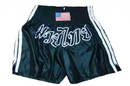 Woldorf USA w196 Satin Muay Thai shorts