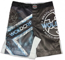 Woldorf USA w2014 Sublimation MMA shorts