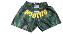 Woldorf USA w227 Cameo Muay Thai shorts in nylon