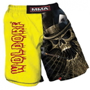 Woldorf USA w403-J sublimation MMA shorts in polyester