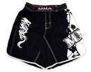 Woldorf USA w476 MMA Shorts Cotton Ribstop