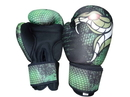 Woldorf USA w505-B Washable Boxing Gloves Green Snake