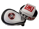 Woldorf USA w682b Woldorf USA Focus trainer punching mitts Heavy Padded Cushion