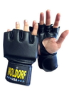Woldorf USA w869 MMA Grappling Gloves in Leather (Blk)