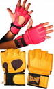 Woldorf USA w875  MMA Grappling Gloves in Leather