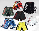 Woldorf USA w885 Mix MMA board shorts with screen logo