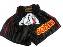 Woldorf USA w888 Bull Dog Thai Shorts