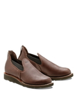 Wesco ROMEO BRLE100LLRaptChoc Brown leather Boot