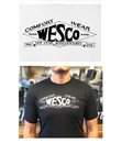 Wesco 100Th Year Diamond Logo Tee