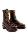 Wesco boot EHBR57101270 GROUNDOUT Semi Lace-to-Toe with Composite Toe 10