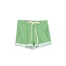 TOPTIE Girls Jersey Short, Active Shorts