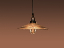 Warehouse of Tiffany LD4008RGS-C Shiloh Adjustable Height 1-light Edison Lamp with Bulb