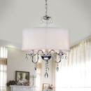 Warehouse of Tiffany RL3207 Paris 3-lights Crystal Chandelier