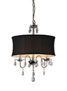 Warehouse of Tiffany RL5784 1-light Vince Crystal Chandelier