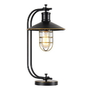 Warehouse of Tiffany T1769-1 Kyriaki 1-light Black and Gold-tone 11-inch Table Lamp
