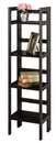 Winsome 20852 Wood 4-Tier Folding Shelf