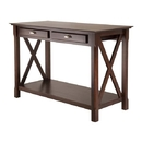 Winsome 40544 Xola Console Table with 2 Drawers, 45