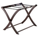 Winsome 40620 Scarlett Luggage Rack Cappuccino