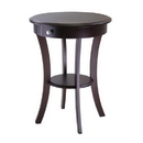 Winsome 40627 Sasha Round Accent Table