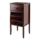 Winsome 40717 Orleans Modular Buffet Table, 17.72