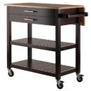 Winsome 40826 Langdon Kitchen Cart