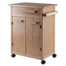 Winsome 82027 Hackett Kitchen Cart