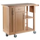 Winsome 89443 Douglas Kitchen Cart